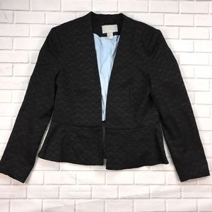 H&M Express Womens Suit Jacket Blazer Sz 8 Short